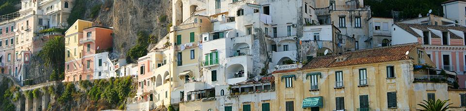International Yachting Destination: Italy's Amalfi Coast
