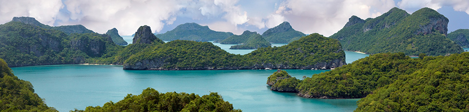 International Yachting Destination: Thailand