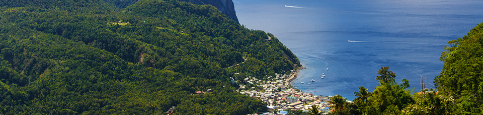 Caribbean Yachting Vacations to the Windward Islands