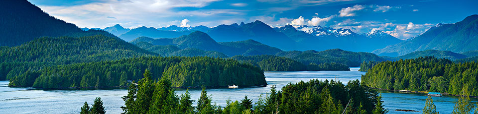 International Yachting Destinations: The Pacific Northwest
