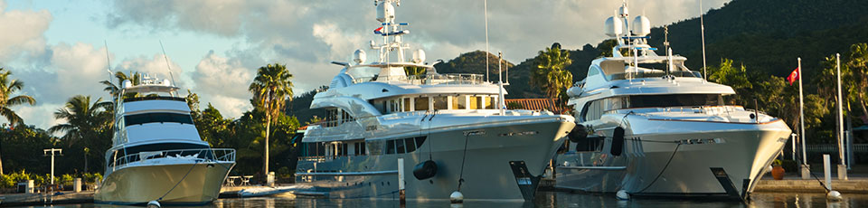 Caribbean Yacht Charter: Leeward Islands
