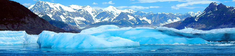 International Yachting Destination: Alaska